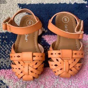 Cat & Jack ELYSIA Huarache Sandals